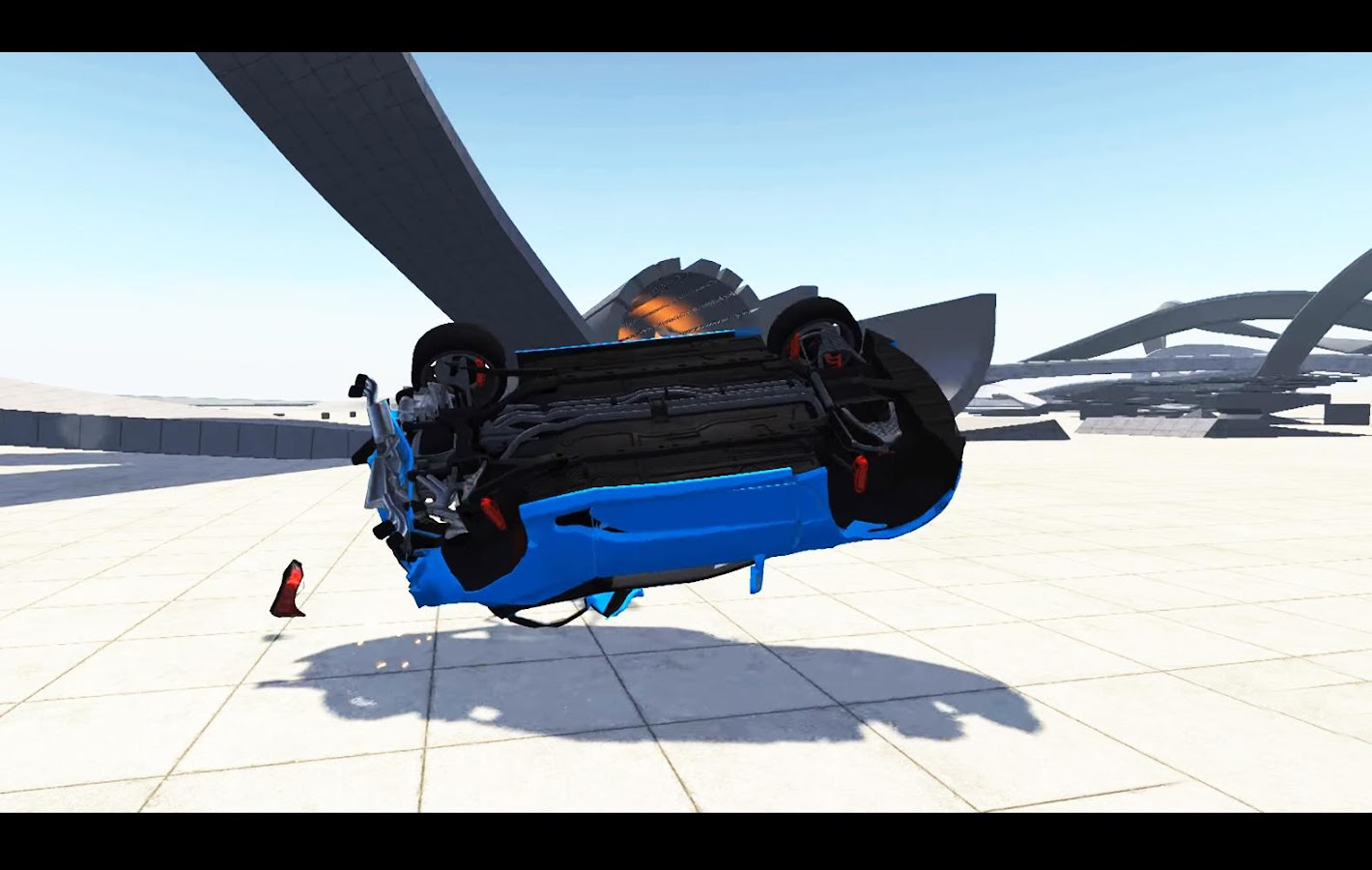 Car Crash Simulator Racing Beam X Engine Online – Android Apps on ...