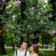 Wedding photographer Aleksey Zharkov (alexsmef). Photo of 03.09.2017