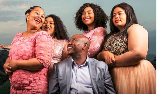 Musa Mseleku says he's family is intact and all his wives are happy.