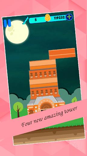 Tower Height - Building Blocks