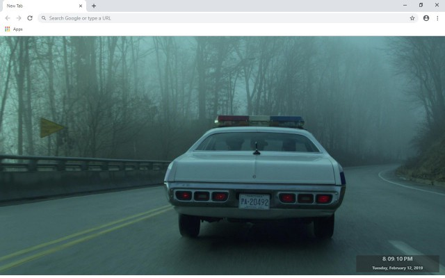 Mindhunter New Tab & Wallpapers Collection