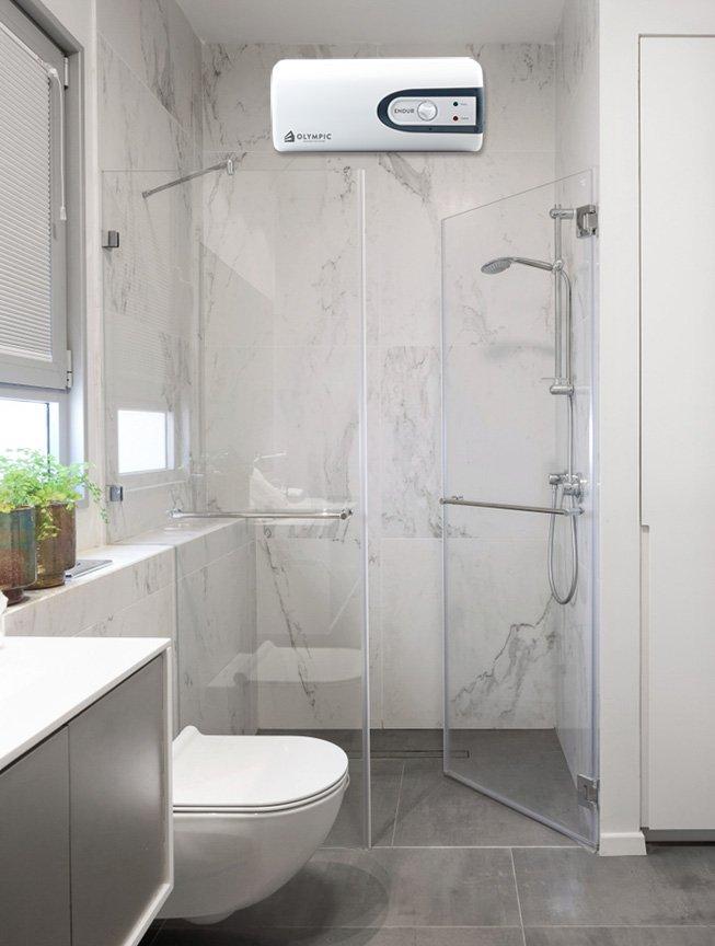 Chú ý màu sắc sử dụng cho nhà tắm