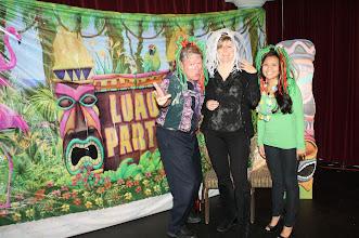 Photo: Bill Laub, Holly Lloyd, Celine Apo, Southwest Gas