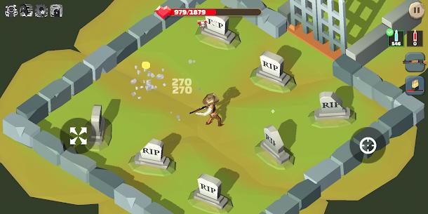 Zombie killer Deadland cowboy 1.5.6 MOD + APK + DATA Download 3