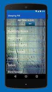 Sleeping Pill screenshot