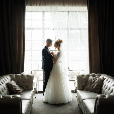 Wedding photographer Vyacheslav Svirskiy (Slavaaapost). Photo of 21.01.2018