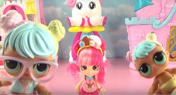 LoL Surpriѕe eggs dolls hints - náhled