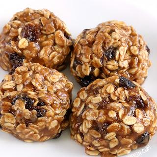 No-Bake Oatmeal Cookies (Gluten-Free, Vegan, Whole Wheat, Dairy-Free) Recipe