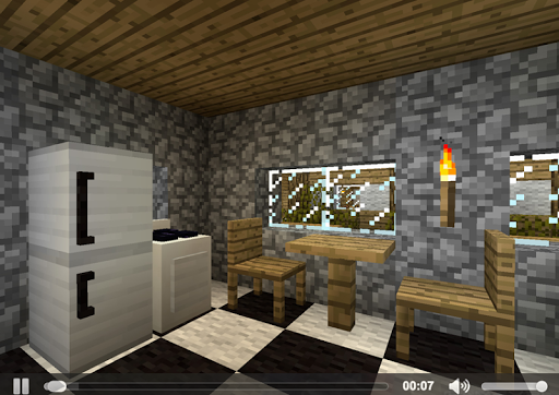 guide minecraft furniture