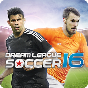Download Dream League Soccer 2016 v3.06 APK + DATA Obb - Jogos Android