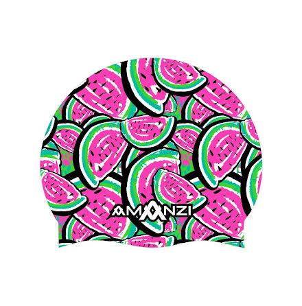 Melon Crush - Swim Cap