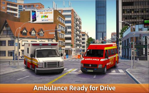 Emergency Ambulance Rescue Simulator 2019 1.0 screenshots hack proof 1