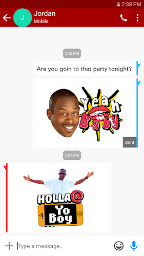 MartinMojis Android App Screenshot