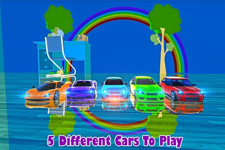 kids car racing game 2017 screenshot thumbnail