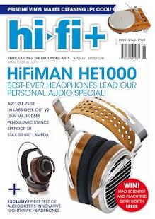 Hi-Fi Plus Magazine- screenshot thumbnail