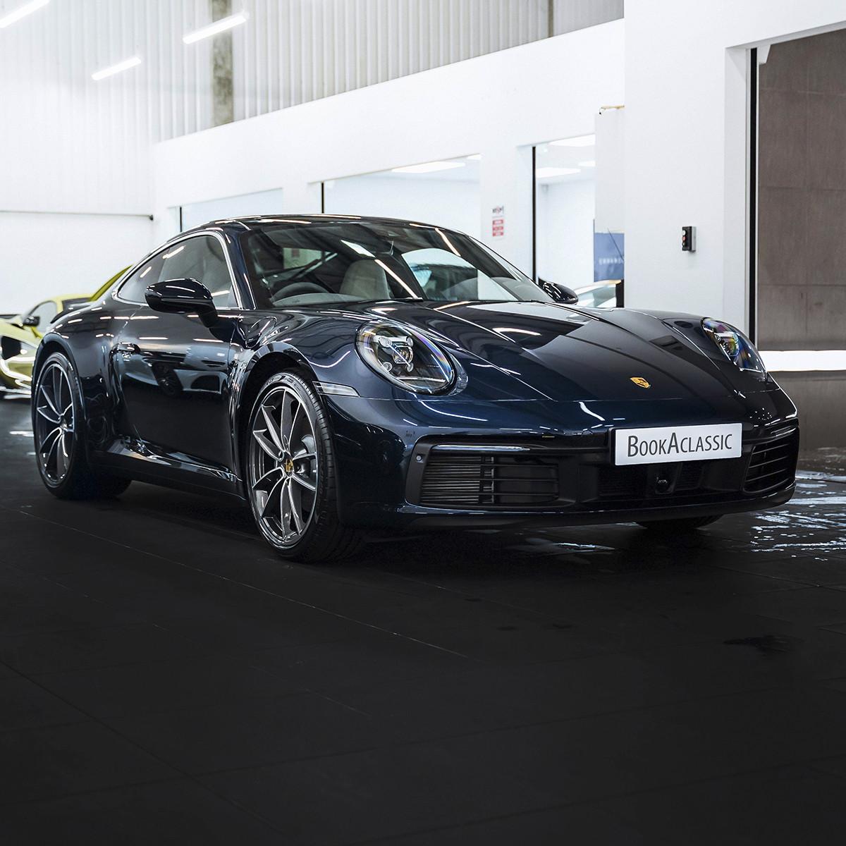 Porsche 911 Carrera Hire Ruislip