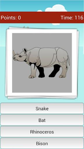 Animals for Kids - Quiz