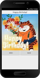 Birthday Cards- screenshot thumbnail