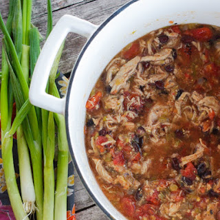 Tex-Mex Pork Stew.