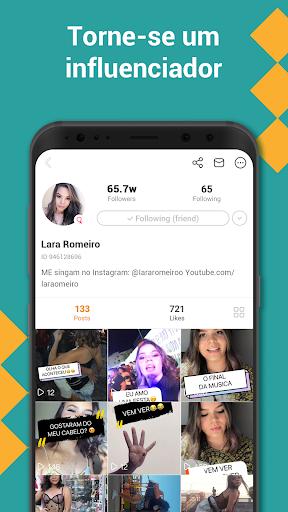 Kwai-Criar vídeos engraçados para WhatsApp Status screenshot 8