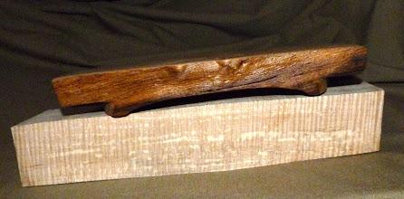 Photo: burr oak tray profile