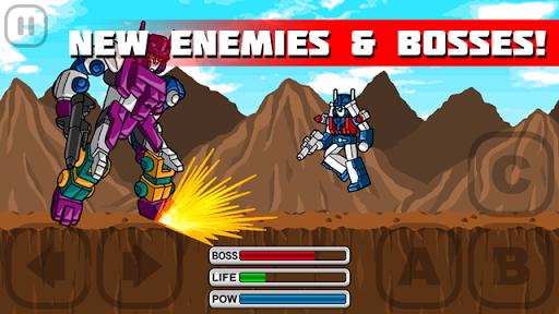 Robots Warfare II  screenshots 4