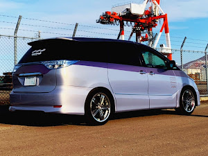 エスティマ AHR20W X.サイドリフトアップ福祉車両のカスタム事例画像 梟(ふくろう)さんの2020年04月04日09:16の投稿