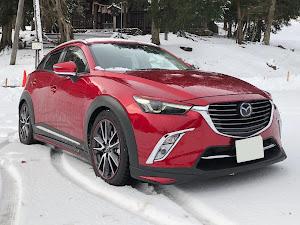CX-3 DKEFW 平成29年 20S プロアクティブ ガソリン車のカスタム事例画像 うめちゃんさんの2020年01月28日17:41の投稿