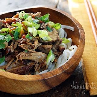 Asian Pork Crock Pot Recipes.