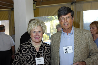 Photo: Penny and Lee Grund