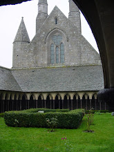 Photo: We are now inside the Cloisters, a square arcaded passageway which was a main point of transit within the Abbey.