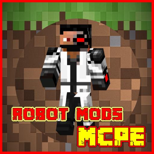 Robot Transform Mods MCPE