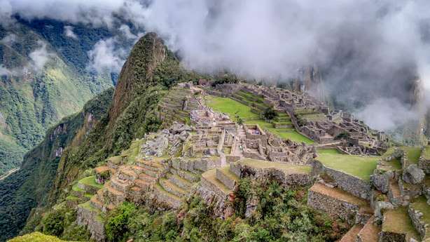 backpacking through south america