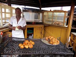 Photo: Rubavu district - roasted potaoes