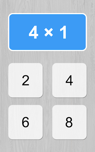 Multiplication Table Game ss1