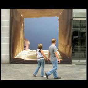 Hallo.... by Inger Wakolbinger - Digital Art People