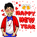 Happy New Year Stickers for WAStickerApps Icon
