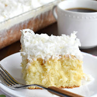 Poke Cake With Sweetened Condensed Milk Recipes.
