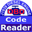 J1939 OBD Code Reader icon