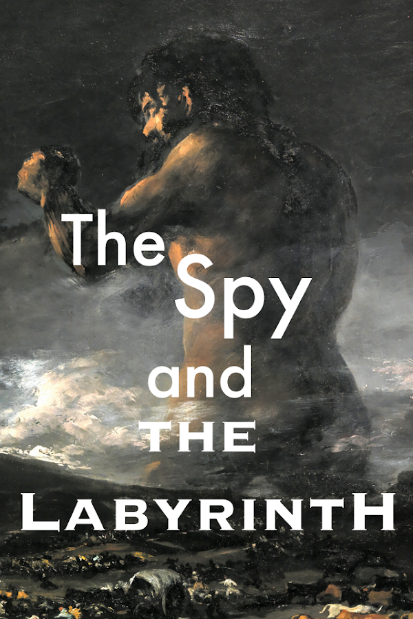 The Spy and the Labyrinth- screenshot