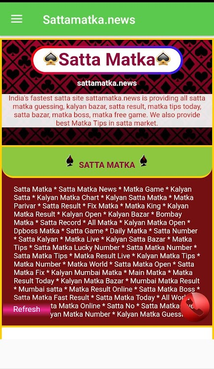 satta matka news – (Android Apps) — AppAgg