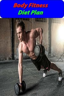 Diet plan for male - Fitness, Calories Control - náhled