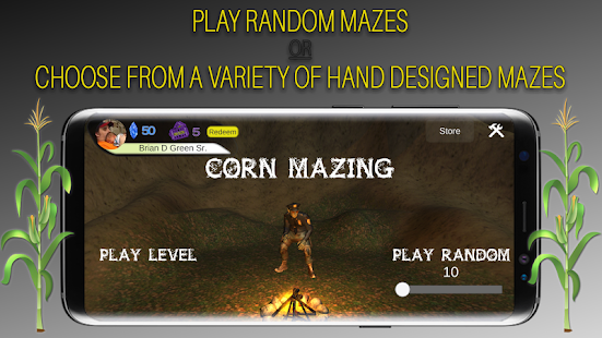 Corn Mazing - Maze Adventure - náhled