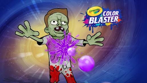Blast Zombies Away