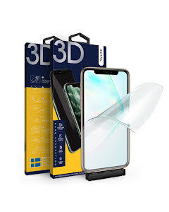 Nano Shield TPU Screen Protector with Self-healing Applicator Tool for iPhone 11 Pro Max