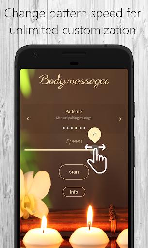 Body Massage Vibration screenshot