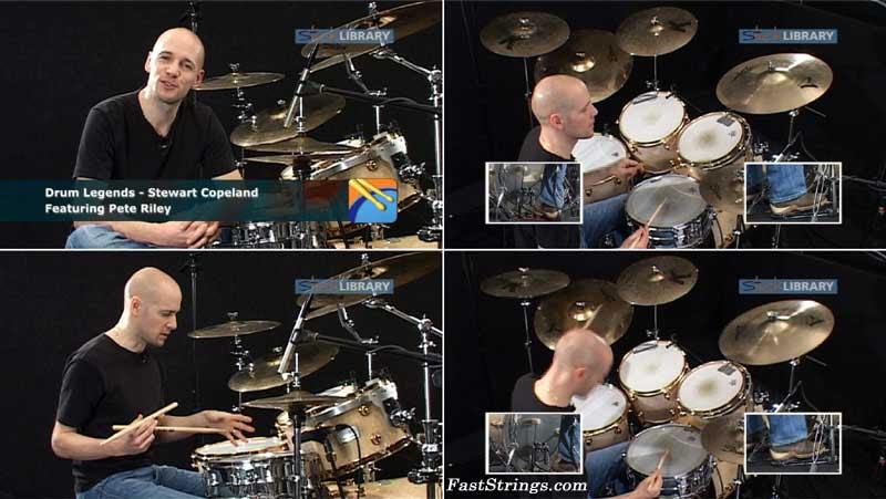 Drum Legends: Stewart Copeland (The Police)
