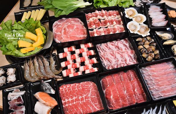 漂亮火鍋 |台中火鍋吃到飽,20多種豐富海鮮、8款肉品吃到飽,哈根達斯、星巴克咖啡無限供應