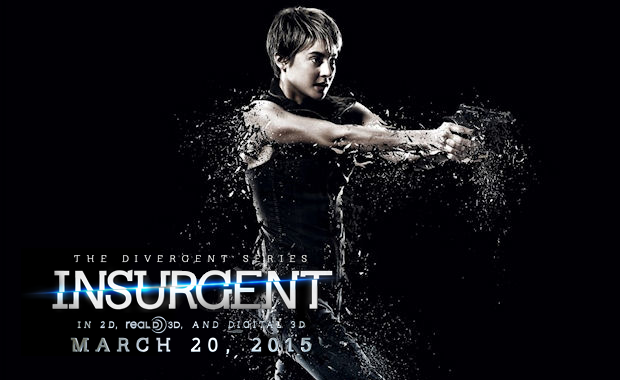 'The Divergent Series: Insurgent' to Get 3D Release, Plus Eight New Posters Debut