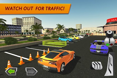 Download Shopping Mall Car Driving for PC and MAC